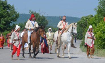 """Внушително шествие откри фестивала """"Марцианопол - животът в древния град"""" (снимки)"""