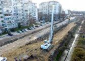 """Бул. """"Левски"""" ще е готов през октомври, през август пускат основното трасе"""