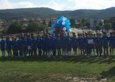 Топ треньори от Хърватска търсят млади футболни таланти на стадиона в гр. Аксаково