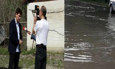 Хората в Дългопол се оплакват от наводнени улици, но кой ги чува