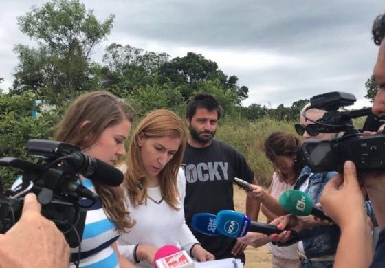 Проверка установи шест незаконни заведения на Шкорпиловци