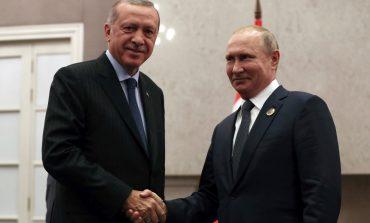Ердоган към Путин: Завиждат ни!