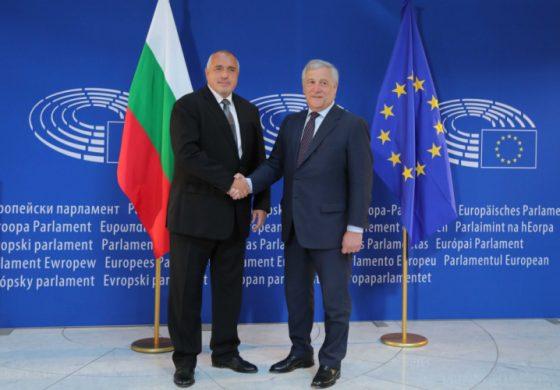 Борисов: След 6 месеца, можем да кажем, че силата на съединението е бъдещето на Европа