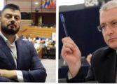 Бареков с тежки думи срещу евродепутата Светослав Малинов от психодесните, който клепа България