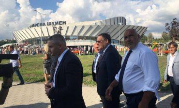 Бойко Борисов: Всяка спортна зала дава нов тласък на развитието на спорта