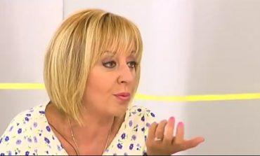 Кого уплаши Мая Манолова?