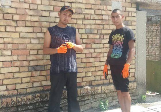 Младежи от Девня дадоха пример как трябва да се грижим за околната среда