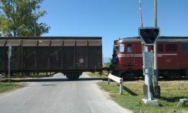 Инцидент на прелез в междугарието Суворово - Девня