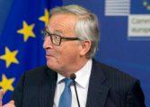 Юнкер мъртвопиян на срещата на НАТО (видео)