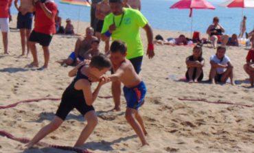 Над 100 състезатели участваха в турнира по плажна борба в Шкорпиловци, който се проведе под патронажа на кмета на Община Долни чифлик Красимира Анастасова