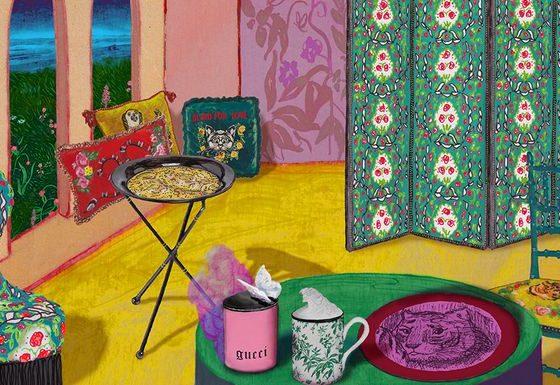 """""""Облечи"""" дома си в лукса на най-известните марки"""
