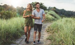 Колко калории гори ходенето?