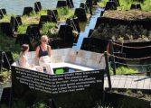 Плаващите градини на Ротердам