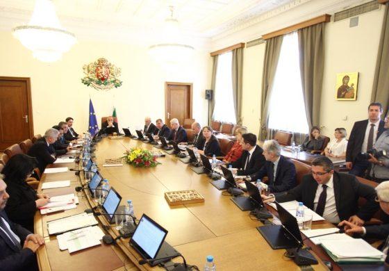 """Какво ще работи кабинетът """"Борисов 3"""" до края на годината"""