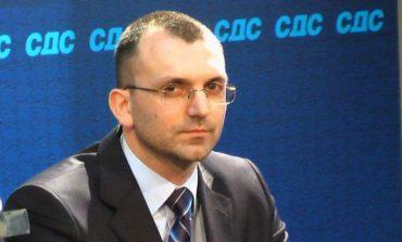 СДС призова областния управител на Бургас да избира между партията и поста си