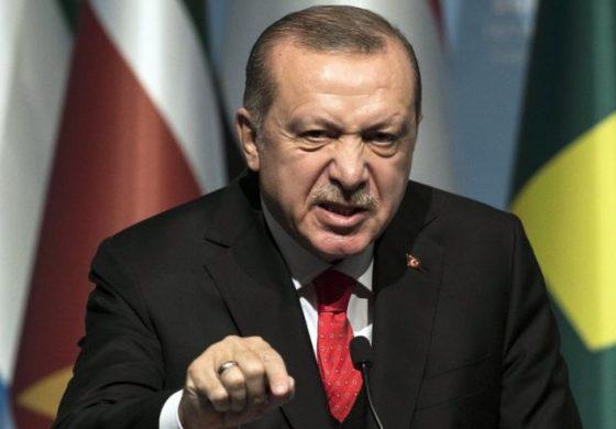 Ердоган обвини САЩ в опит за преврат