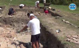 Обитателите на селището от средната каменна епоха край Суворово са се занимавали със земеделие и скотовъдство