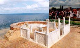 Късноантична крепост на нос Свети Атанас край Бяла е един от обектите, включени в списъка на недвижими културни ценности с национално значение в областта