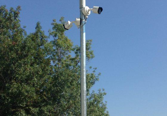 Община Белослав осъществява 24-часово видеонаблюдение на обществени места като превантивна мярка срещу престъпността