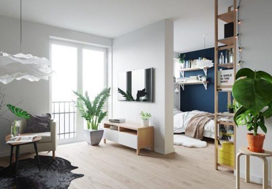 Ефирност в малкото жилище