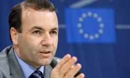 """Бойко Борисов посреща Манфред Вебер като бъдещ шеф на ЕК. Б.Б. очаква подкрепа от """"Малкия Орбан"""" след скандала с Меркел"""