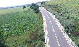 Приключи ремонтът на пътя Гроздьово-Провадия
