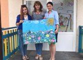 Общностния център във Вълчи дол работи усилено през лятото с децата. СНИМКИ