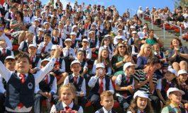 """ЧСУ """"Юрий Гагарин"""" в """"Камчия"""" започна учебната година с нова степен на Руска държавна акредитация – за обучение от V до ІХ клас"""