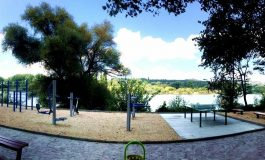 Нова спортна площадка и стрийт фитнес са изградени на Крайбрежната алея в Белослав