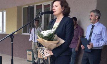 В Провадия народният представител Таня Петрова пожела успех  на учители и ученици