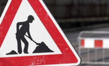 Движението по пътя Старо Оряхово – Гроздьово се осъществява в една лента поради ремонт на асфалтовата настилка