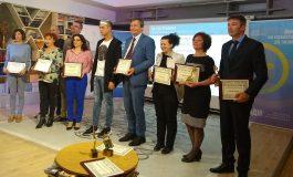 Община Белослав с награда на 16-та церемония за връчване на награди по повод Международния ден на правото да знам