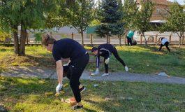 """2 тона отпадъци събраха девненци в рамките на кампанията """"Да изчистим България заедно"""""""