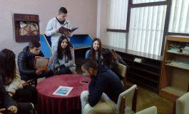 Ученици от Д.Чифлик участваха в Националната седмица на четенето (снимки)