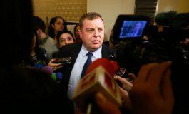 Показно! Каракачанов по темата за Симеонов: Първо казвам на колегите си какво мисля и после...