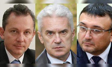 Скандалът се разраства! Сидеров попиля шефа на ДАНС заради леката катастрофа в София