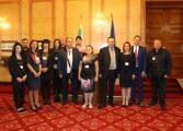 Варненският депутат Иван Иванов посрещна гости от Провадия в НС