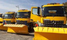 И тази година в Община Ветрино ще чистят пътищата от снега със собствена техника