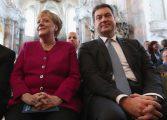 Когато Бавария кихне, в Берлин хващат грип