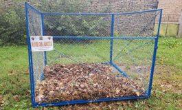 В Девня сложиха контейнери за биоразградими отпадъци