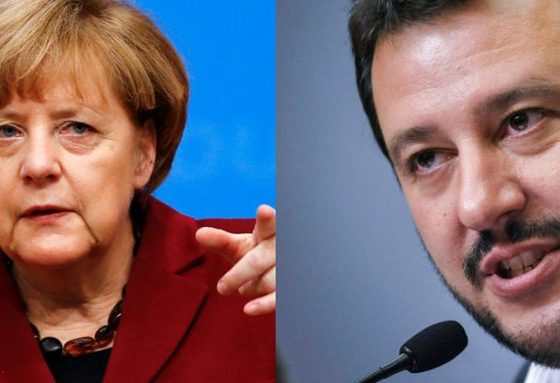 Салвини след изборите в Бавария: Ариведерчи, Меркел!