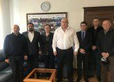 Среща в Министерството на младежта и спорта