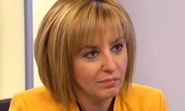 Мая Манолова: Последната капка на търпението на гражданите беше излята