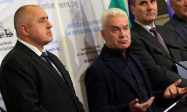 Борисов се срещна със Сидеров, обсъждат оставката на Симеонов и бъдещето на коалицията!