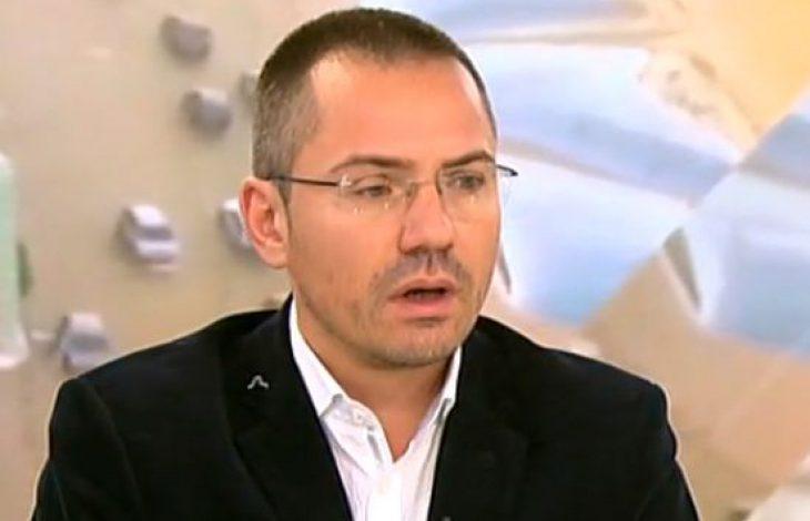 Свиреп скандал с грозни обиди между Джамбазки и Марешки в ефир