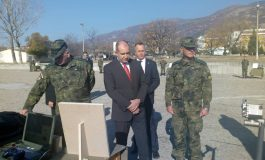 Румен Радев посети 61-ва Стрямска механизирана бригада в Карлово
