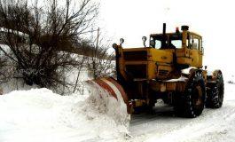 Община Вълчи дол има сключени договори с две фирми за зимно поддържане на общинската пътна мрежа Варна
