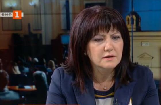 Цвета Караянчева: Политиката на празния стол не носи дивиденти на никого (видео)