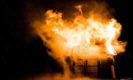Птици и зайци изгоряха при пожар в Аксаково