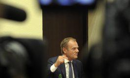 Туск предупреждава, че Полша може да излезе от ЕС